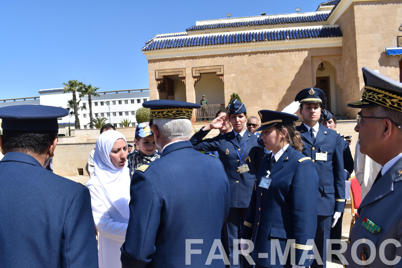 Funérailles de feu le lt colonel Najib El Hadrati et du A/C Hassan Tazi 46820741935_5a2450403f_o