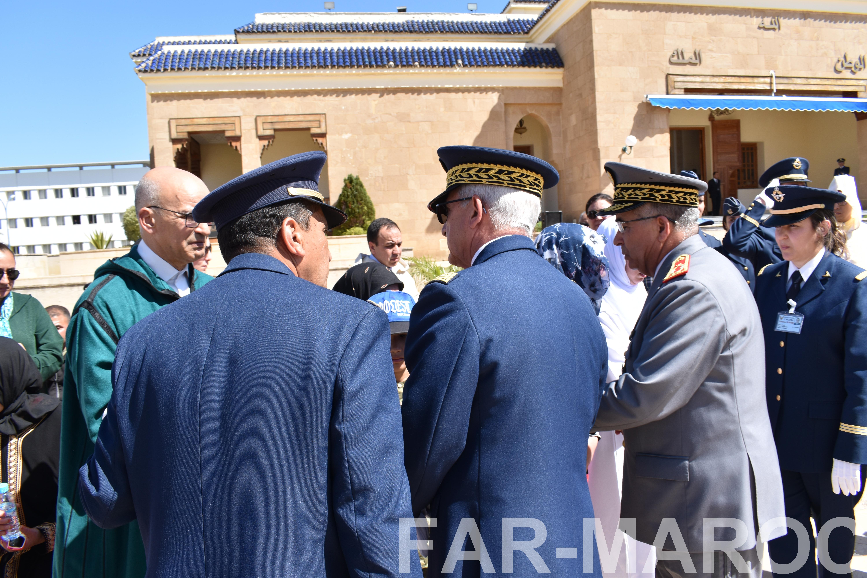 Funérailles de feu le lt colonel Najib El Hadrati et du A/C Hassan Tazi 46820744725_0d522c2491_o