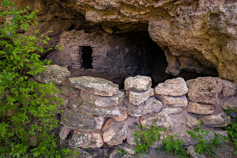 Montezuma Well Ruin