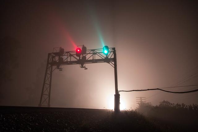 Fog On The C&O