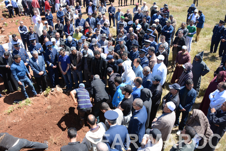 Funérailles de feu le lt colonel Najib El Hadrati et du A/C Hassan Tazi 46820888095_5011f316ce_o