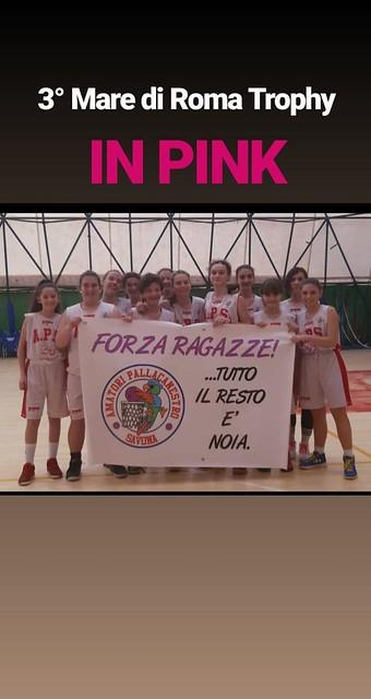 U14 Femminile torneo Roma
