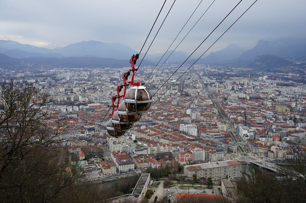 Grenoble, France, March 2019