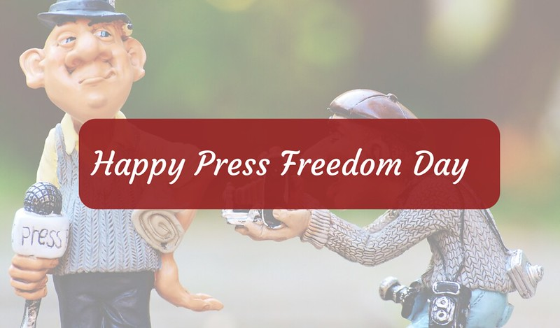 World Press Freedom Day Wishes