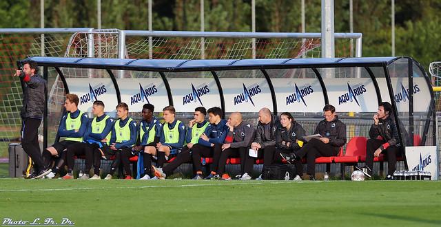 Beloften Antwerp - Club Brugge Beloften