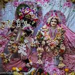 ISKCON Vrindavan Deity Darshan 30 April 2019