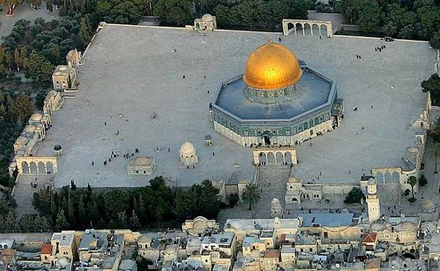 5117 10 facts about dome of the rock 01