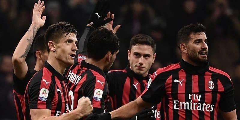 Klub AC Milan Terlihat Layaknya Seprti Tim Medioker