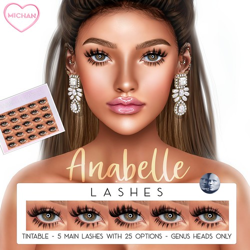 Anabelle Lashes @ LEVEL