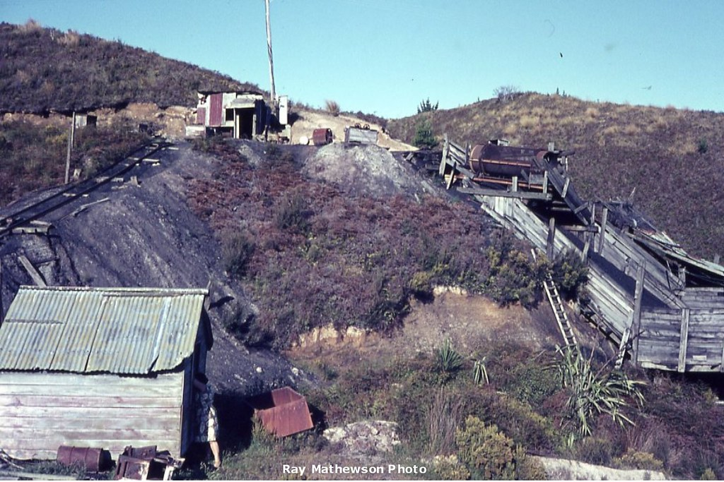 Shag Point Mine Site
