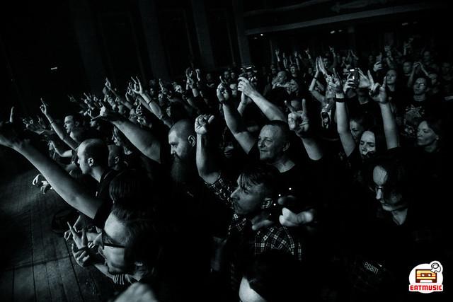 15/04/19 Dark Funeral @ Opera СПб