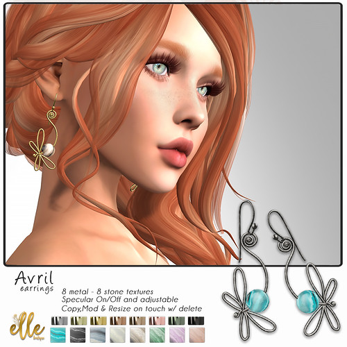 Elle Boutique - Avril Earrings