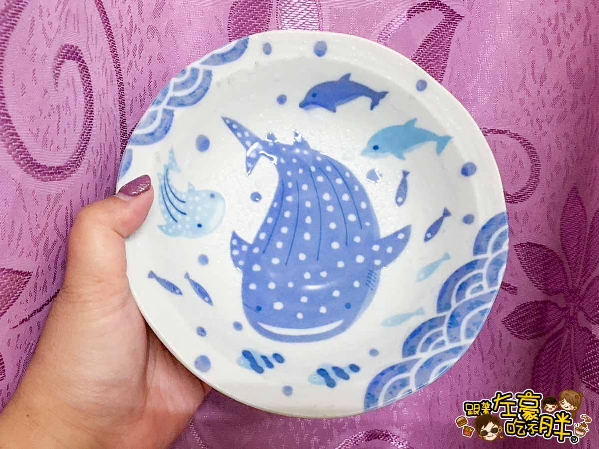 沖繩必買津罷商店鯨鯊盤-2
