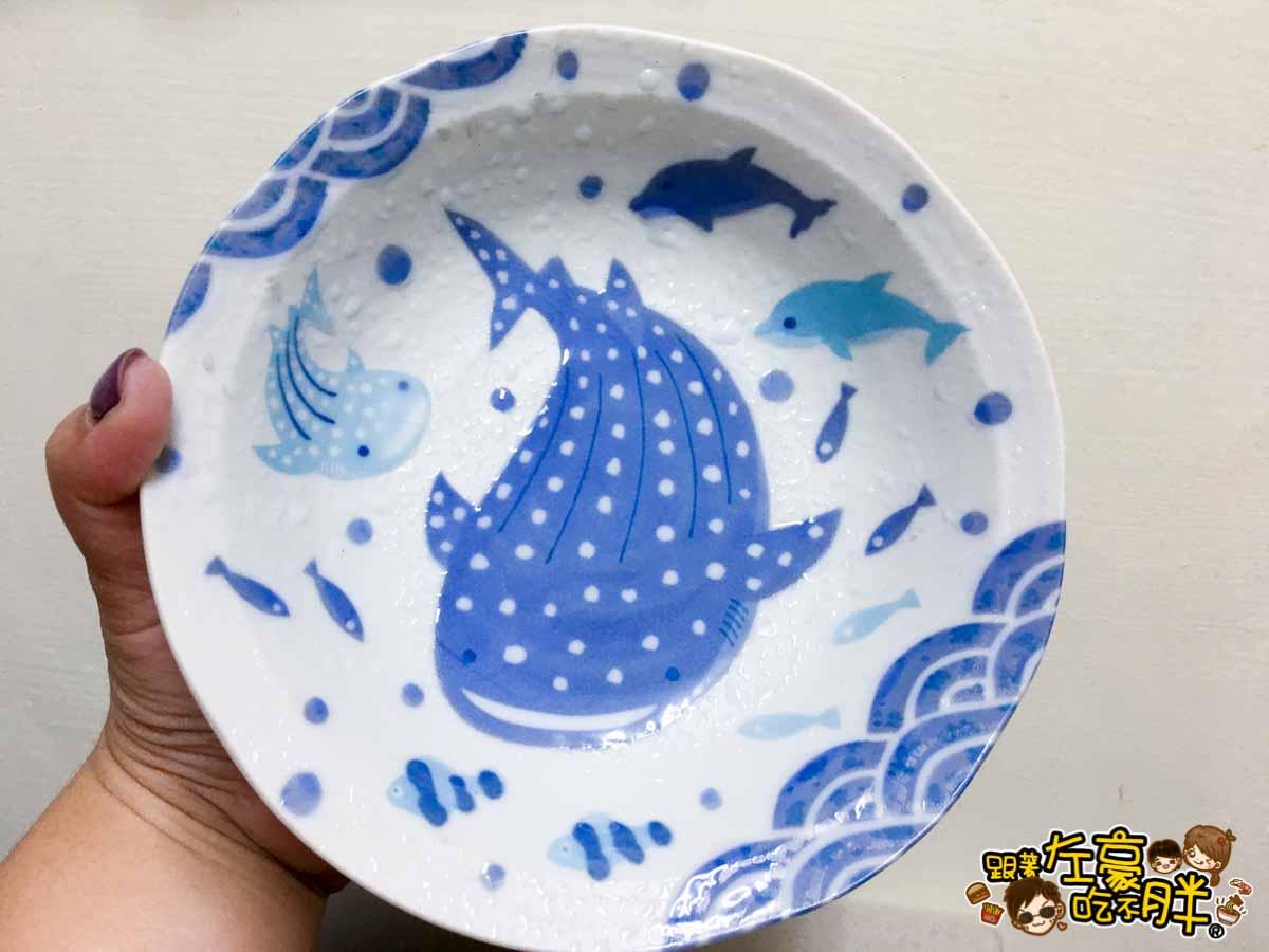 沖繩必買津罷商店鯨鯊盤-1