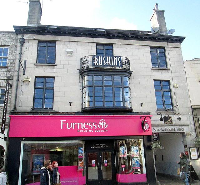 Unusual Shop Windows, Kendal