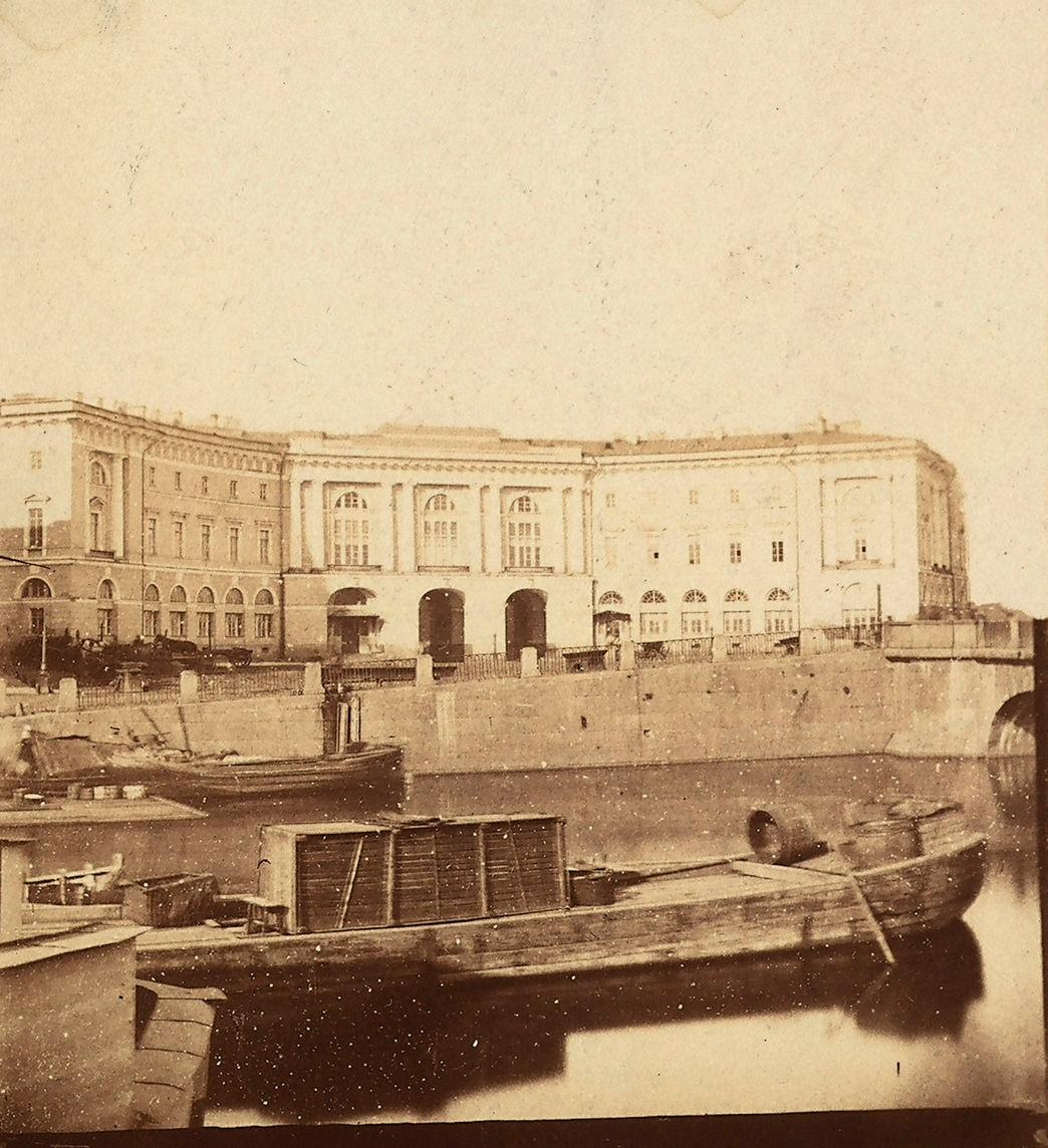 21. Здание Министерства Военно-Морского Флота