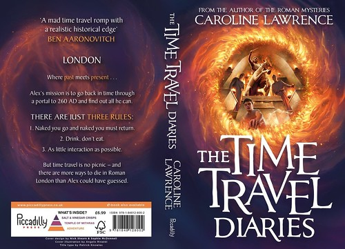 Caroline Lawrence, The Time Travel Diaries