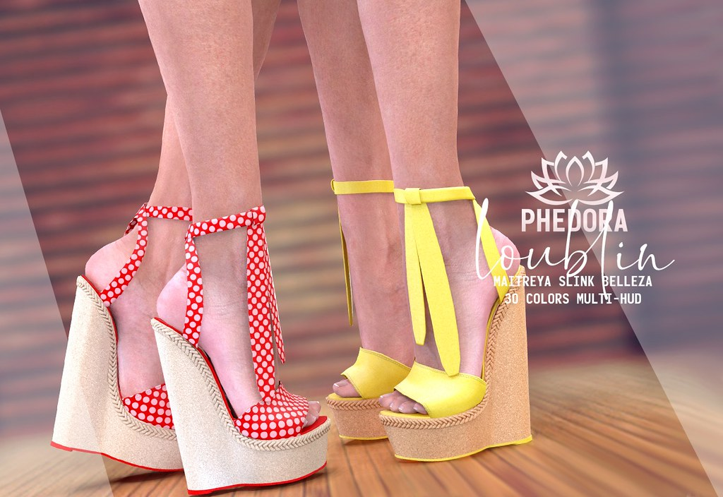"Phedora for Level Event – ""Loublin"" platforms ♥"