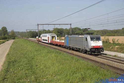 186 450 . LNS . E 41581 . 's Herenelderen , Tongeren . 30.04.19.