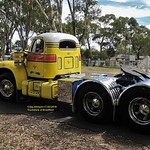 Wayne Smith B-Model Mack at Broadford=2019