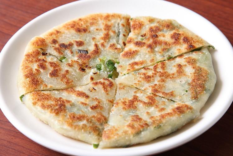 Taipei Scallion Pancakes