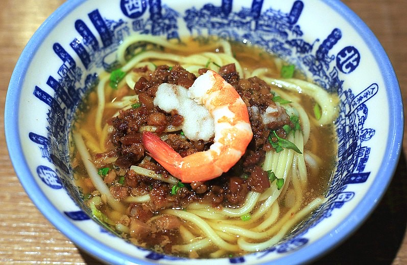 Taiwan Danzai Noodles