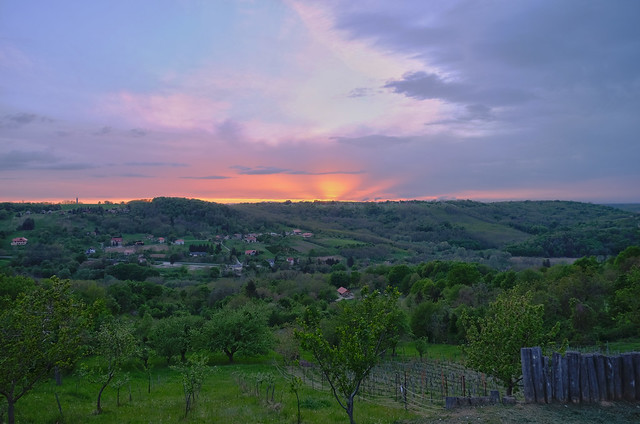 VCSE - Dobronhegyi horizont - Ágoston Zsolt