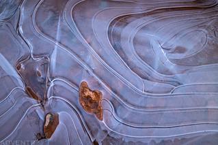 Rocks in Ice | by IntrepidXJ