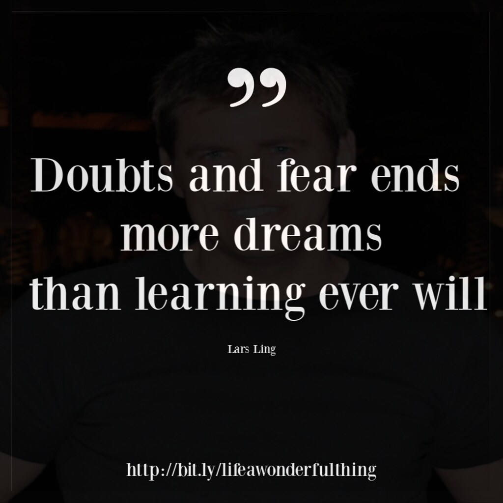 Doubts and Fear ends dreams-2