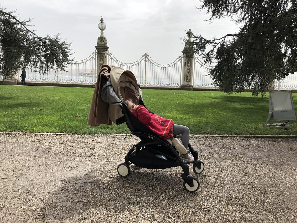 Visitando el palacio de Dolmabahçe (Estambul)