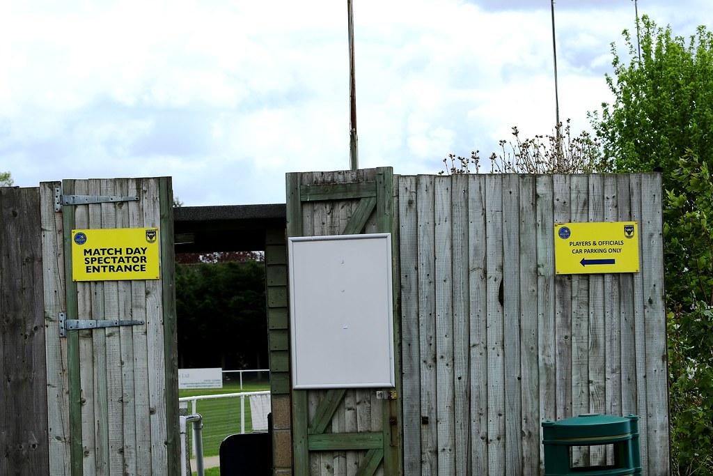 Marlow United v Old Bradwell United BBFA