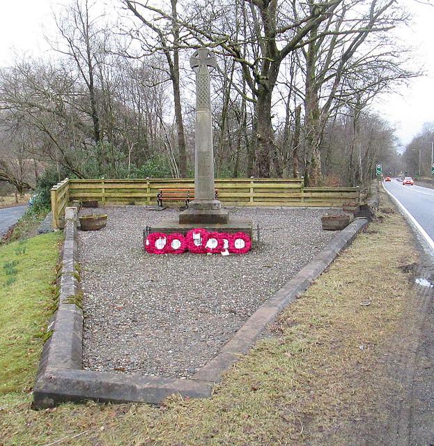 Arrochar and Tarbet War Memorial