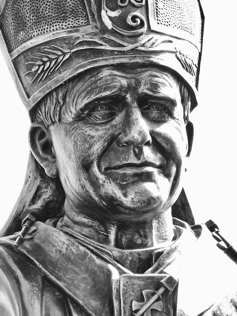 Juan Pablo II (Cerro San Cristóbal)