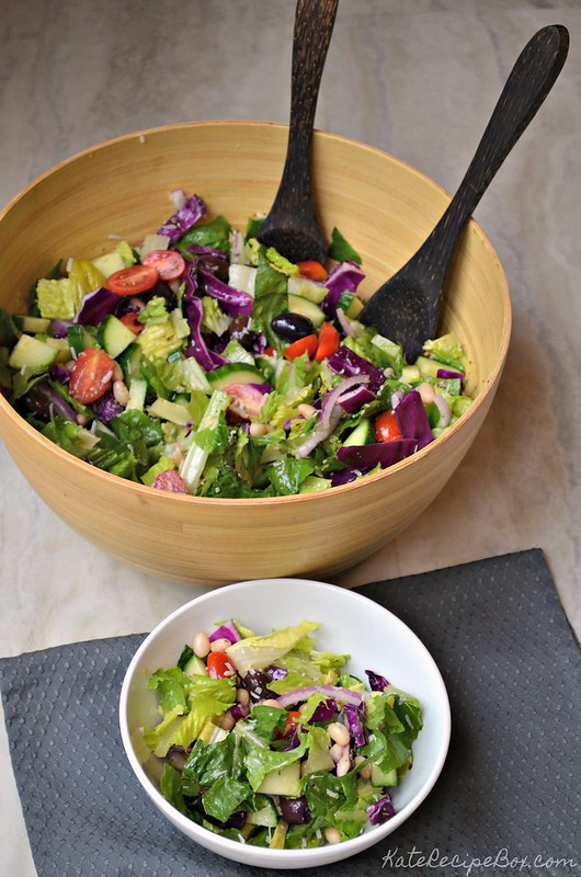 Italian Chopped Salad 3