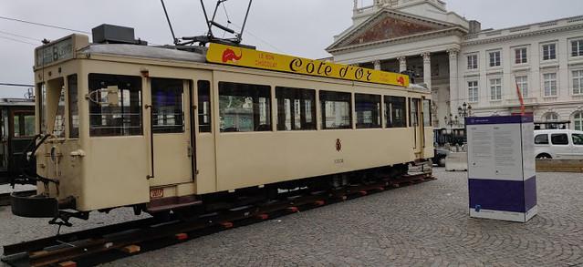 150 ans de tram à Bruxelles 46838359705_08621f9267_z