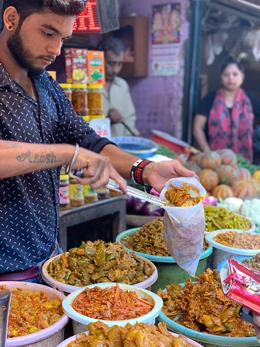 City Food - Shri Sai Pickle Store, Old Subzi mandi, Gurgaon