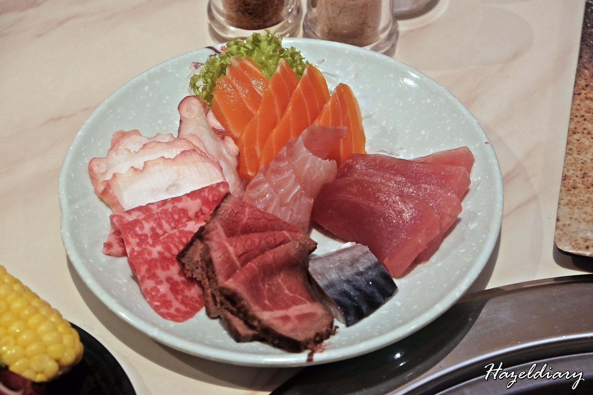 Tenkaichi Japanese BBQ Restaurant-Sashimi