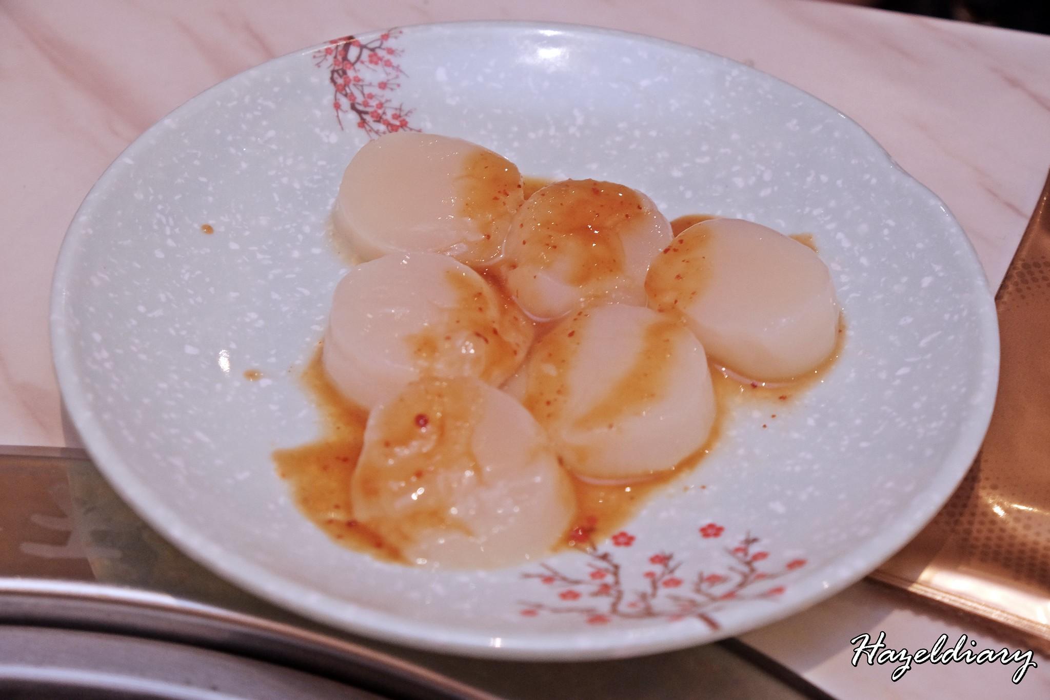Tenkaichi Japanese BBQ Restaurant-Hotate
