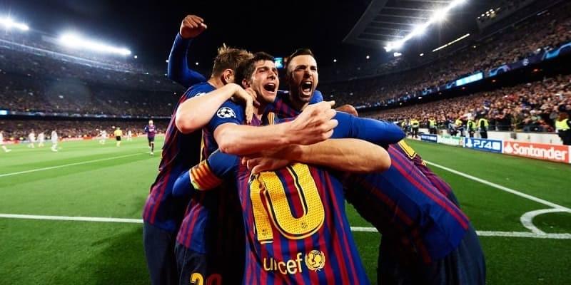 Berita Liga Spanyol Barcelona Yang Mampu Bermain Sangat Indah