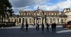 Bordeaux (Gironde, Fr) – Hôtel de Ville