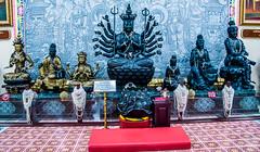 2019 - Thailand - Viharn Sien Anek Kuson Sala - Thousand Hand Bodhisattva Kuan Yin.