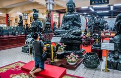 2019 - Thailand - Viharn Sien Anek Kuson Sala - Healing Buddha