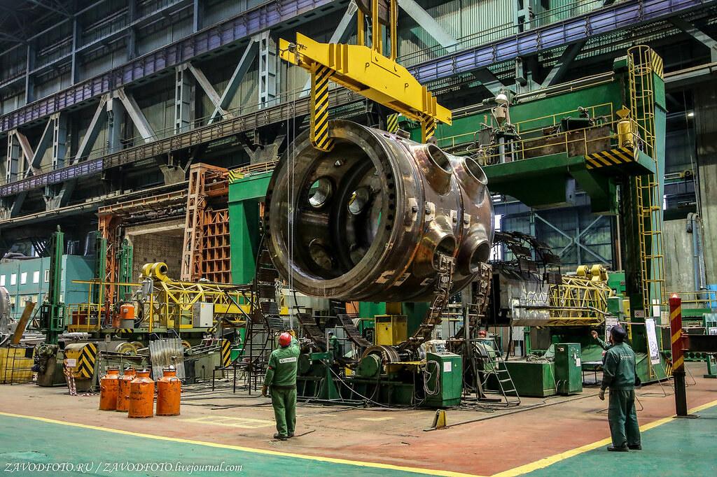 Великие заводы России: Атоммаш