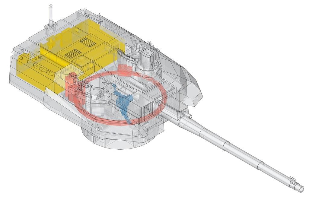 Leclerc_Series_1 gun_turret_traverse_4