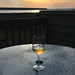 Wine at Sunset Seabrook Island, SC