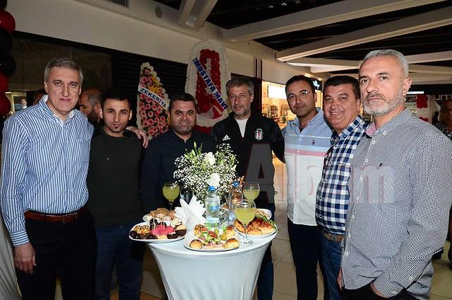 Zekeriya Sezer, Emre Ersoy, Mustafa Özgür, Ahmet Oktay, Ayhan Kocamemik, Mustafa Mavi, Feyzullah Öner.