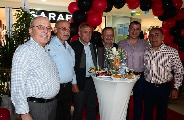 Veli Akıncı, Nurettin Kösen, Yusuf Yur, Cemil Akıncı, Mehmet Uslu, Mustafa Kasapoğlu.