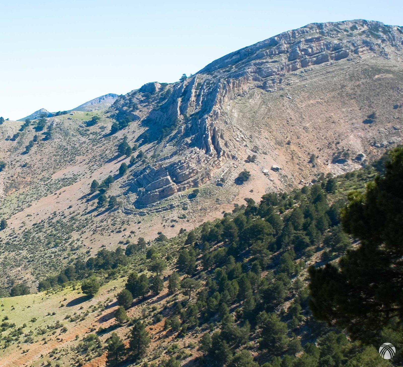 Geología en el Risco del Lobo