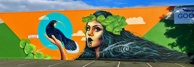 Maori Princess by Erika Pearce
