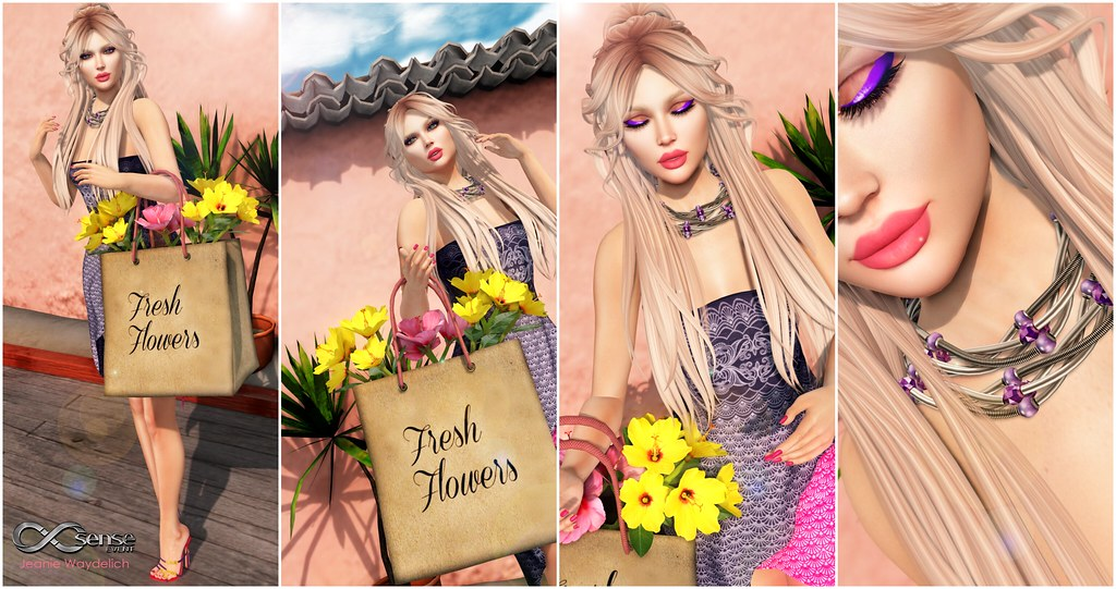 LOTD 1262 - Fresh Flowers